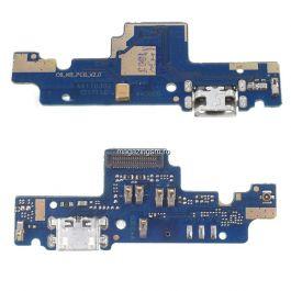 Banda Flex Placa Circuit Conector Incarcare Si Microfon Xiaomi Redmi Note 4X