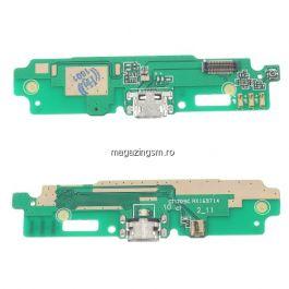 Banda Flex Placa Circuit Conector Incarcare Xiaomi Redmi 3s