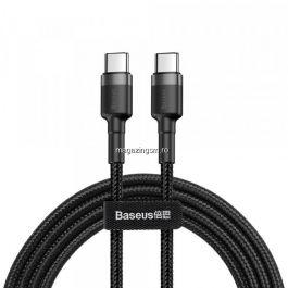 Cablu BASEUS incarcare rapida 60w - sincronizare date USB Type C 2 Metri Negru