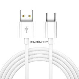 Cablu Date Si Incarcare USB Type C HTC U11 Alb