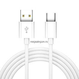 Cablu Date Si Incarcare USB Type C Google Pixel 3 Alb