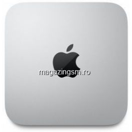 Calculator Sistem PC Apple Mac Mini 2020, Apple M1 (12M Cache, up to 3.20 GHz), 8GB, 256GB SSD,  Argintiu)