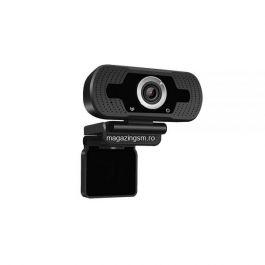 Camera Web Tellur Basic, Full HD, 1080P, Negru