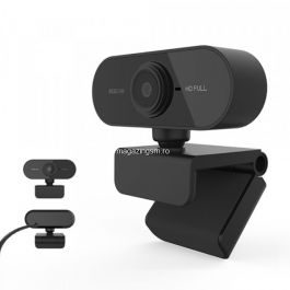 Camera WEB Videoconferinta 1080P Neagra