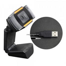 Camera WEB Videoconferinta 720P Neagra