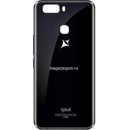 Capac Allview X4 Soul Infinity Plus Spate Baterie Negru Original