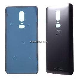 Capac Baterie OnePlus 6 Negru
