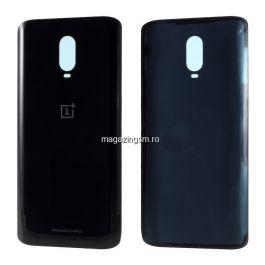 Capac Baterie OnePlus 6T Negru