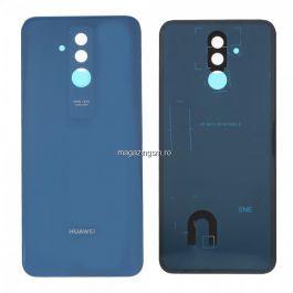 Capac Baterie Spate Huawei Mate 20 Lite Albastru