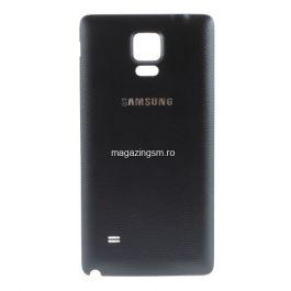 Capac Baterie Spate Samsung Galaxy Note 4 N910 Negru
