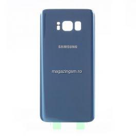 Capac Baterie Spate Samsung Galaxy S8 SM-G950 Albastru