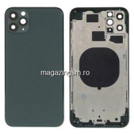 Carcasa completa spate iPhone 11 PRO MAX VERDE