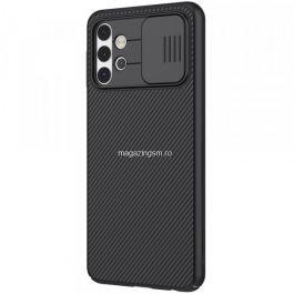 Husa telefon NILLKIN Samsung Galaxy A32 5G  Dura cu protectie camera Neagra
