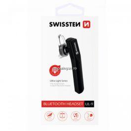 Casca Wireless Bluetooth Cu Microfon Samsung iPhone Huawei LG Asus Neagra