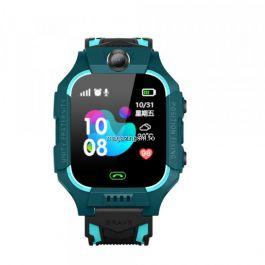 Ceas Smartwatch Pentru Copii Cu Camera Video Verde