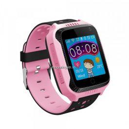 Ceas Smartwatch Pentru Copii Q528, Roz