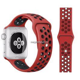 Curea Apple Watch Series 4 / 5 44mm Series 1 / 2 / 3 42mm Rosie