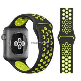 Curea Apple Watch Series 4 / 5 44mm Series 1 / 2 / 3 42mm Verde