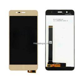Display Cu Touchscreen Asus Zenfone 3 Max ZC520TL Auriu