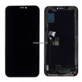 Display iPhone X OLED Negru