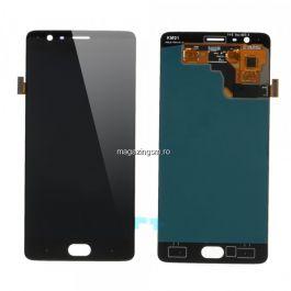 Display cu Touchscreen Oneplus 3 / 3T OLED Negru