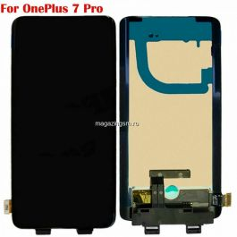 Display cu Touchscreen OnePlus 7 PRO Oled Negru