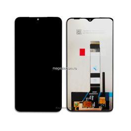 Display cu touchscreen Pocophone M3, Negru