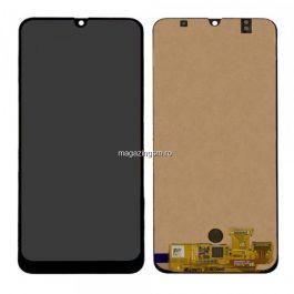 Display cu Touchscreen Samsung Galaxy A50 A505 Oled Negru