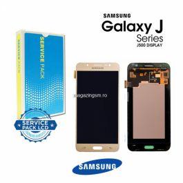 Display Cu Touchscreen Samsung Galaxy J5 SM-J500F Original Gold