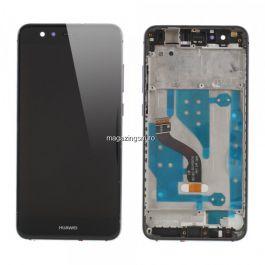 Display Huawei P10 Lite 2017 cu RAMA  Negru