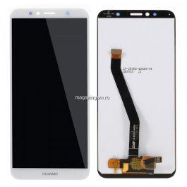 Display Huawei Y6 2018 Alb