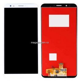 Display Huawei Y7 2018 Complet Alb
