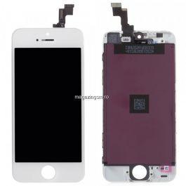 Display iPhone 5S display Alb