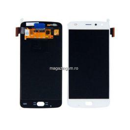 Ecran Motorola Moto Z2 Play Alb
