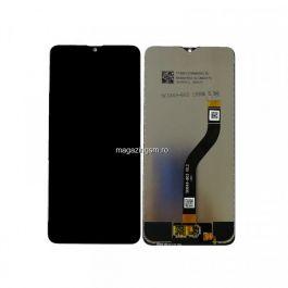 Display Samsung Galaxy A20S Cu Touchscreen Negru