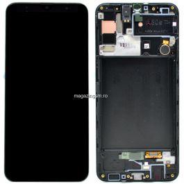 Display Samsung Galaxy A30s A307 Original Negru