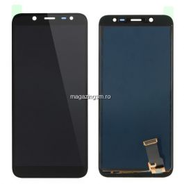 Display Samsung Galaxy J6 J600 2018 Cu Touchscreen Negru