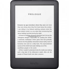 eBook reader Amazon Kindle 2019 167ppi 6inch 8GB WiFi Negru