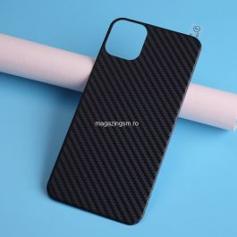 Folie De Protectie Spate iPhone 11 Pro Max Neagra