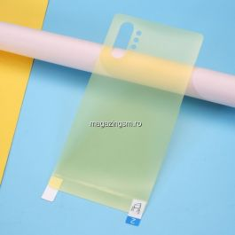 Folie Samsung Galaxy Note 10 Plus N975 / Note 10 Plus 5G N976 Protectie Capac Baterie