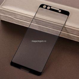 Folie Sticla Google Pixel 3 Protectie Display Acoperire Completa Neagra