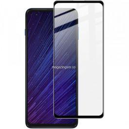 Folie Sticla Motorola Moto G 5G Plus Protectie Display Acoperire Completa Neagra