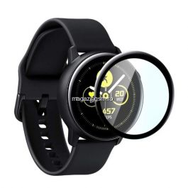Folie Sticla Samsung Galaxy Watch Active2 40mm Protectie Display Acoperire Completa