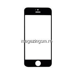 Geam iPhone 5 Negru