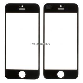 Geam iPhone 5s 5c SE Negru