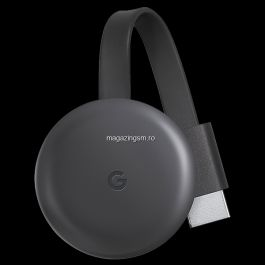 Google Chromecast 3 2018 Black