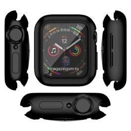 Husa Apple Watch Series 6 / SE / 5 / 4 44mm TPU Neagra