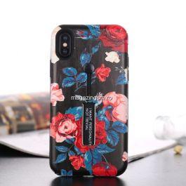 Husa Cu Stand iPhone X / XS Dura Colorata