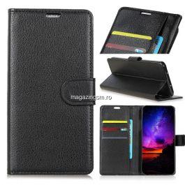 Husa Flip Cu Stand Samsung Galaxy J2 Core 2018 Neagra