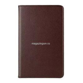 Husa Flip cu Stand Samsung Galaxy Tab A 10,1 T580 T585 Maro